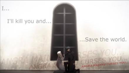 Fate/Zero Wallpaper - I'll Kill You