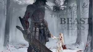 Fate Stay Night Wallpaper - Beauty and the Beast