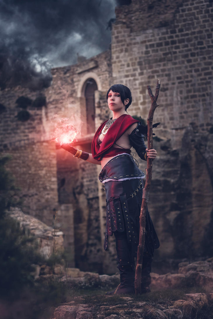 Morrigan - Witch of the Wilds by Geemiitah