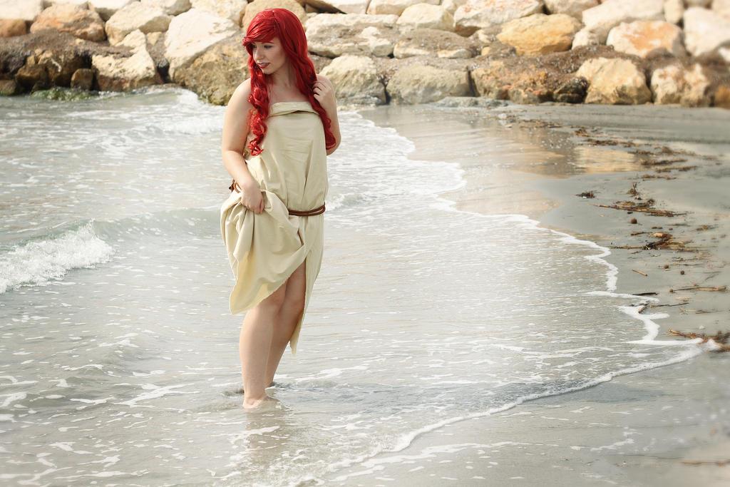 Ariel - Goodbye ocean! by Geemiitah