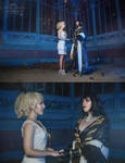 The Oracle and the Messenger [FFXV] by Geemiitah