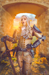 Inquisitor - Dragon Age Inquisition by Geemiitah