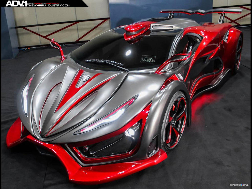 Inferno Exotic Car 2017 >> Inferno Exotic Car By Nemesisrr On Deviantart