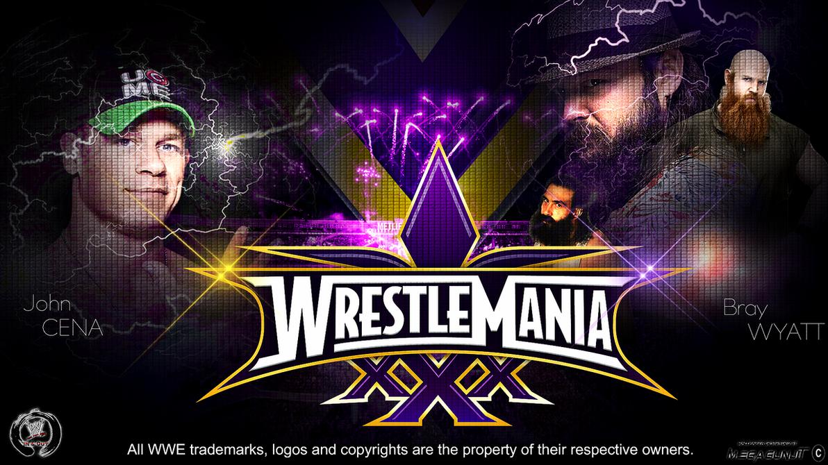 WWE Wrestelmania 30 HD Wallpapers By Megagunjit On DeviantArt