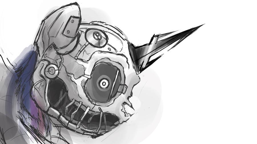TS - Dishonored - WIP by DeerHooves