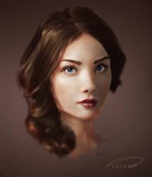 portrait likeness study