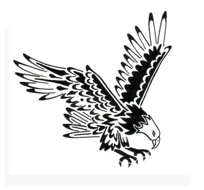 TATTOO SIMPLE THE BEST Eagle Tattoo Design and Pictures