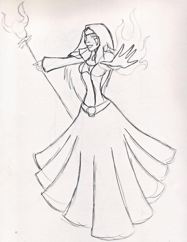 BGoW- Lady Illucia Barov by miladyhiakara
