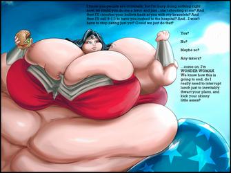 Wonde weight! by Vascaloid