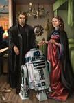 Sith Wedding...