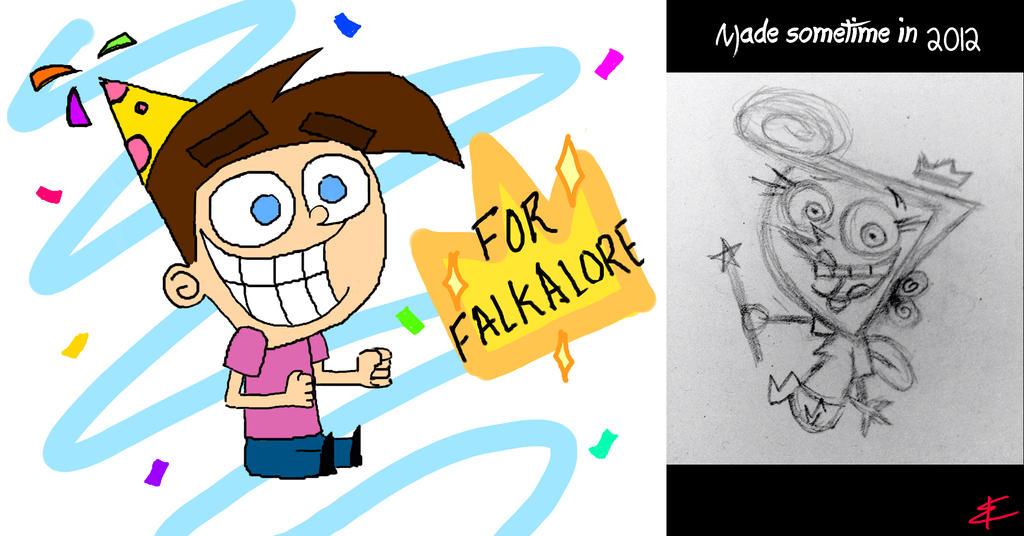 For Falkalore by Animefreak0003