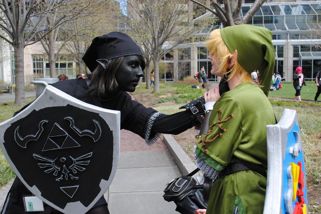 Anime Boston 2012 - Dark Side by Kracken61