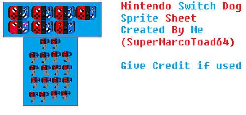 Nintendo Switch Dog