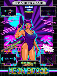 Neon brood - New PC game