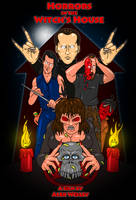 COMM Horror movie poster by FredRichi69 by FredRichi69
