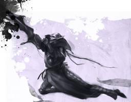 Harlequin Death Jester by Aberzheim