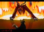 (Feline Fantasy) Hellfire