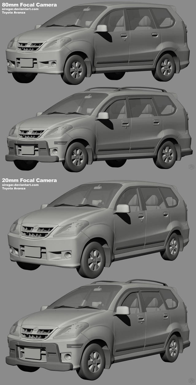Toyota avanza by siregar3d on deviantart toyota avanza by siregar3d malvernweather Images