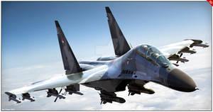 Su-30MK2 TNI-AU v2