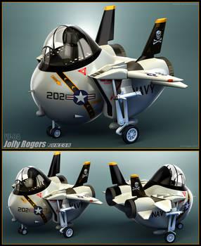 F-14 Jolly Rogers Junior