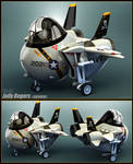 F-14 Jolly Rogers Junior