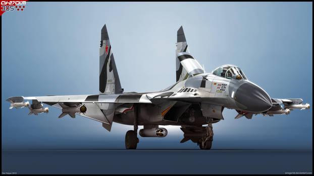 Su-27SKM '305' v1