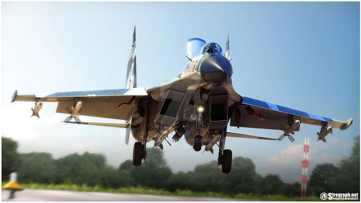 Su-27SKM '05'