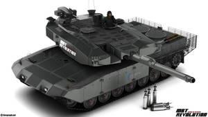 Leopard 2 MBT Revolution v1