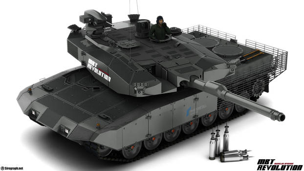 Leopard 2 MBT Revolution v1