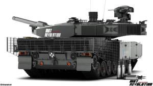 Leopard 2 MBT Revolution v2