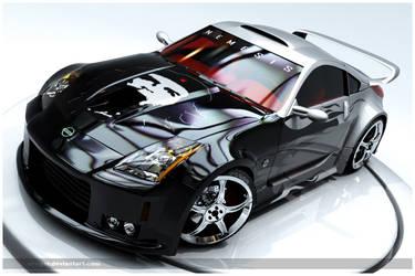 350Z by Siregar3D