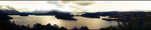 Bariloche Panoramic by JackPs