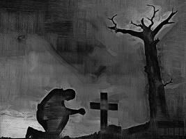 Sorrow by xmilek