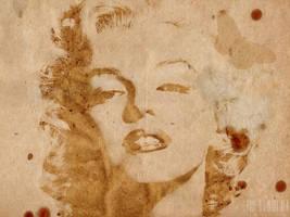 Marilyn by xmilek