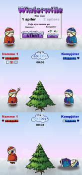 Flash game: Winterwille