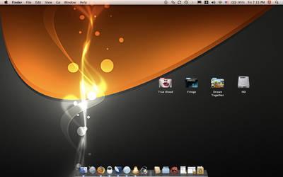 Current Desktop: Mac 01 by SaudiDude