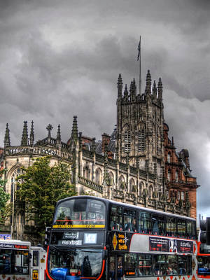 Westminster Abbey HDR by SaudiDude