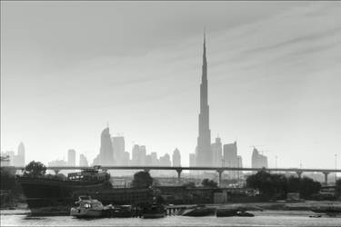 DUBAI Old and New by SaudiDude