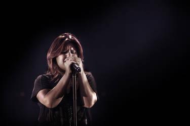 Kelly Clarkson I by SaudiDude
