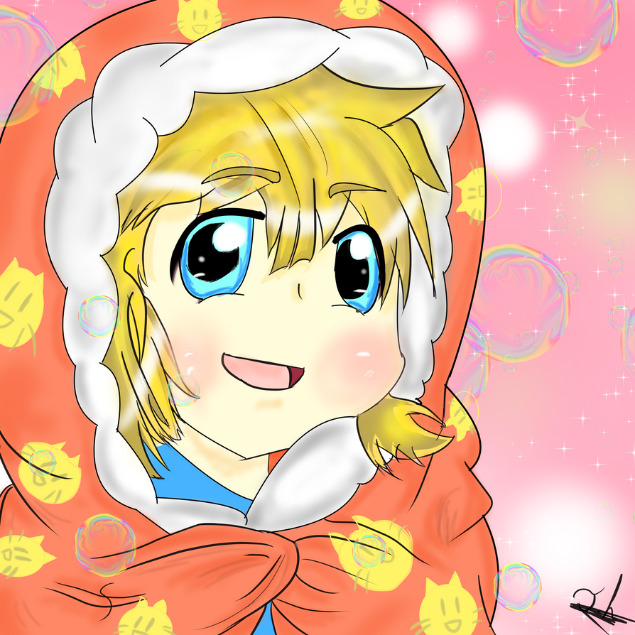 Junior high Armin by AnimalBook96