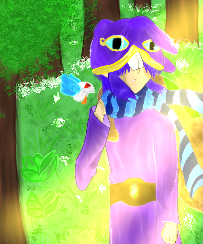 Finding a new home. Ravio (ALBW) by AnimalBook96