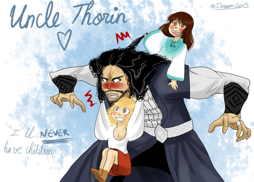 [naissance royale] trinquons à la santé du fils du Roy ! Uncle_thorin_by_isram-d5sk5qv