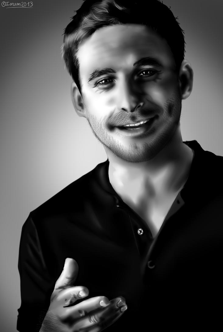 Dean O'Gorman (Fili) by Isram