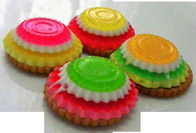 Jelly tarts..