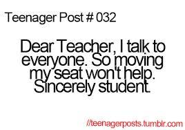 Dear Teacher by raexxbb123