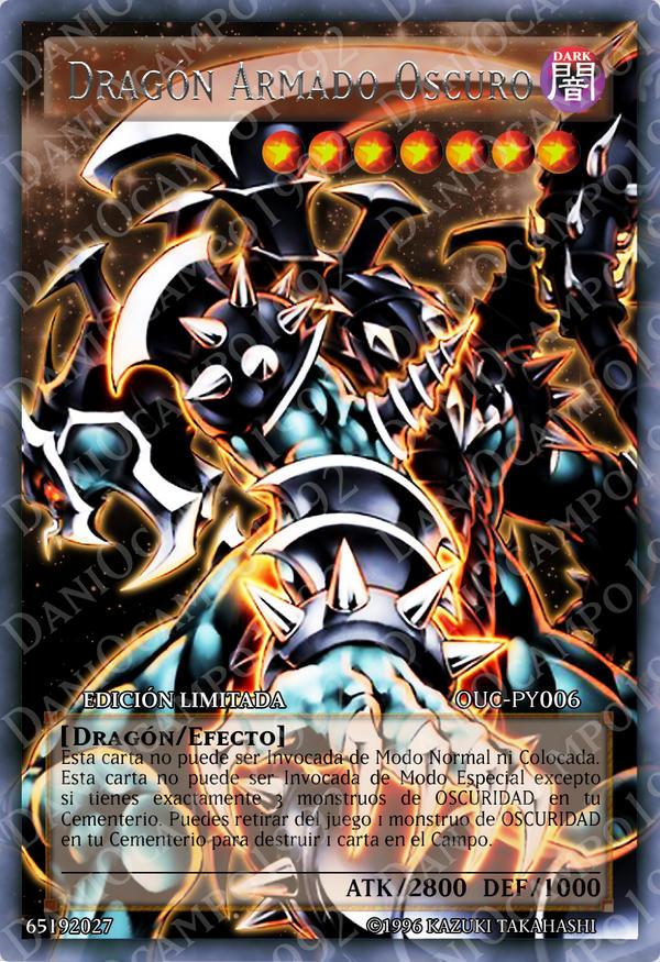 Dark Armed Dragon - Dragon Armado Oscuro [SP] by ...