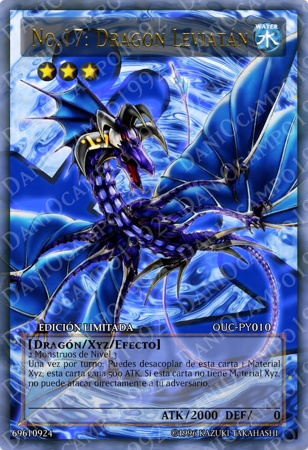 No. 17: Leviathan Dragon [SP] by DaniOcampo1992 on DeviantArt