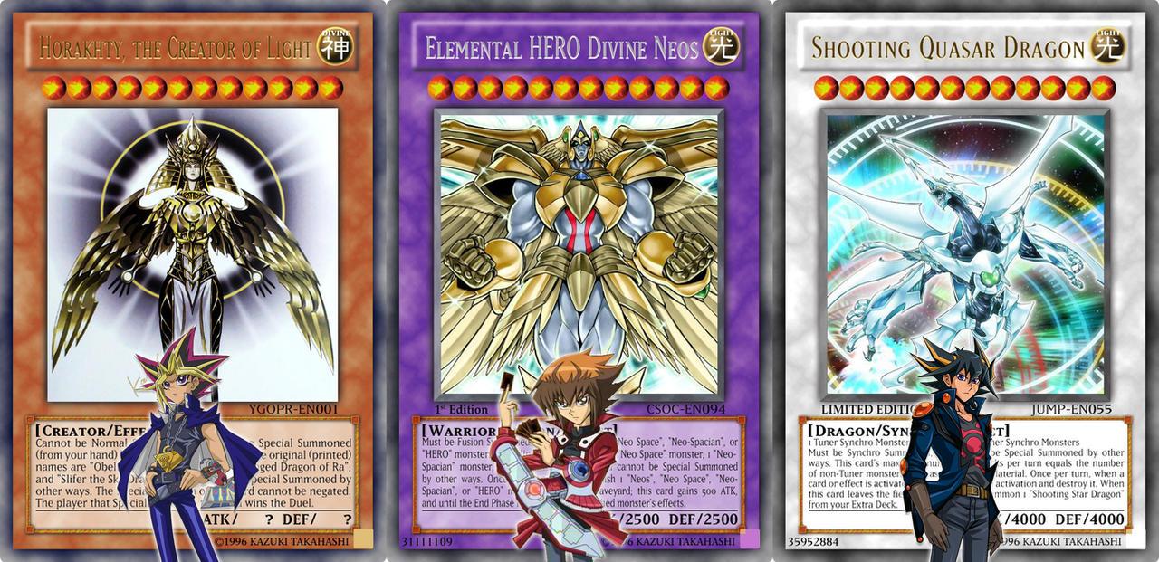 Elemental Hero God Neos Horakhty - God Neos - ...
