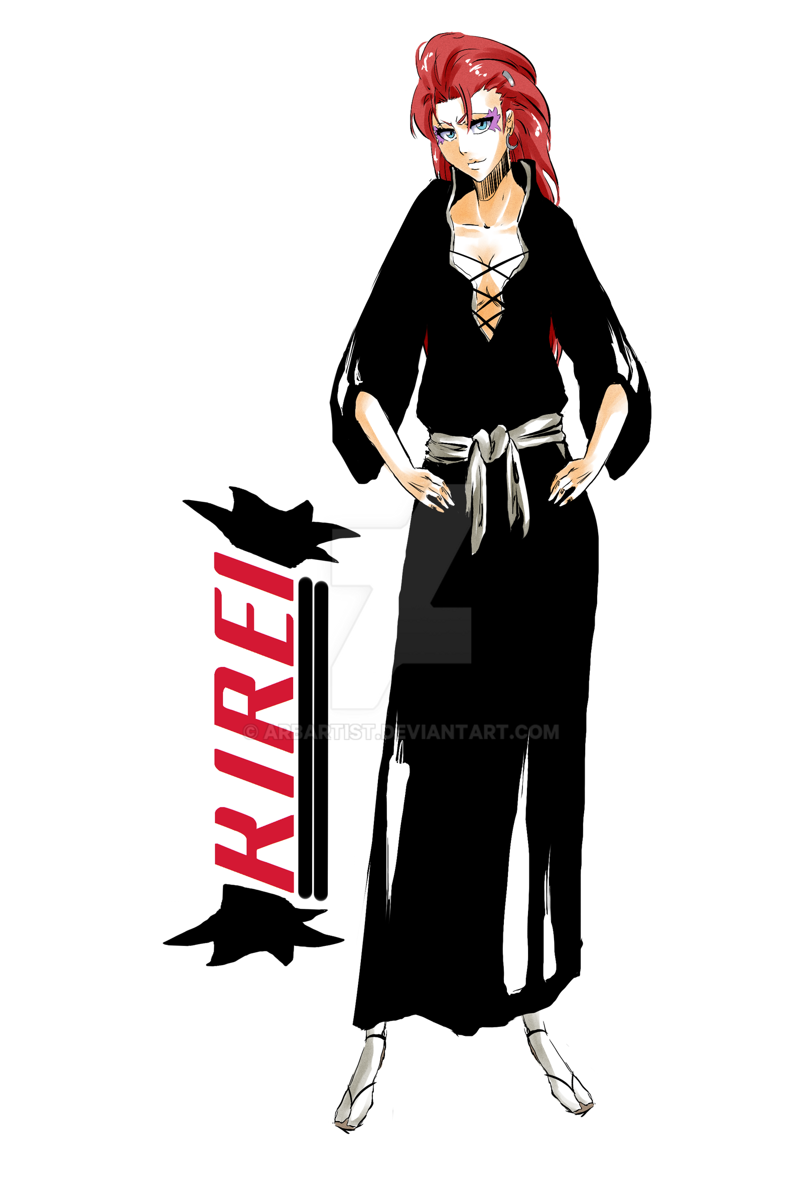 #Kirei# by InkieRose