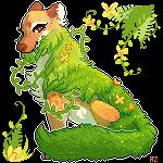 Vivienne- pixel commission by Azhat